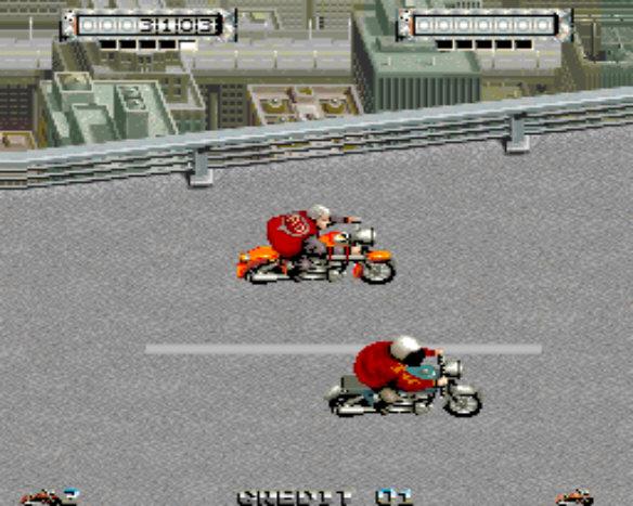 疯狂摩托截图1