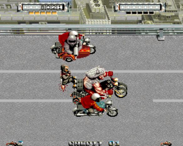 疯狂摩托截图2