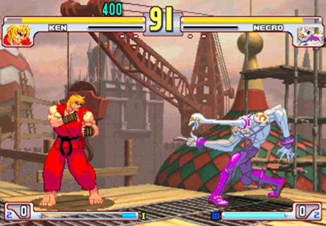 NeoGeo 游戏合集 188个NeoGeo/CPS2游戏合集截图2