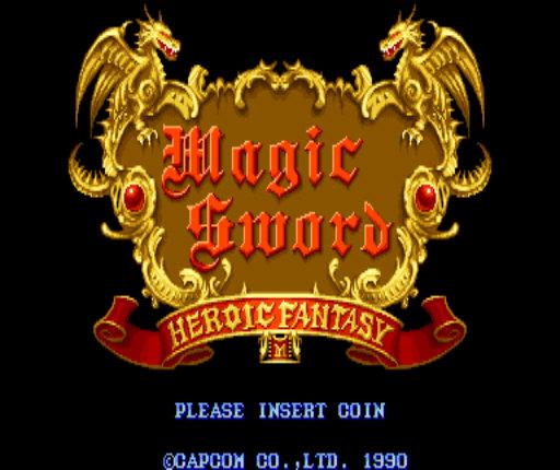 魔法剑英雄的幻想截图0