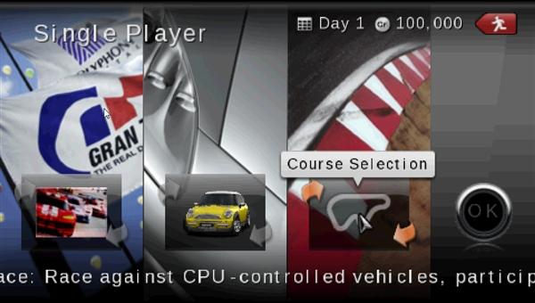 GT赛车携带版截图1