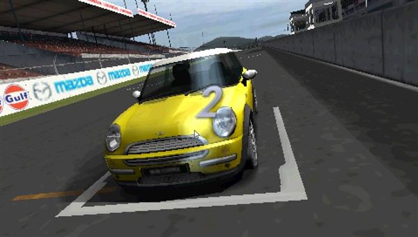 GT赛车携带版截图0