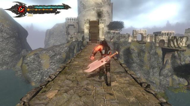 战神格尔沙普:龙之庙宇