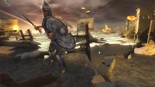 战神奥林匹斯之链截图2