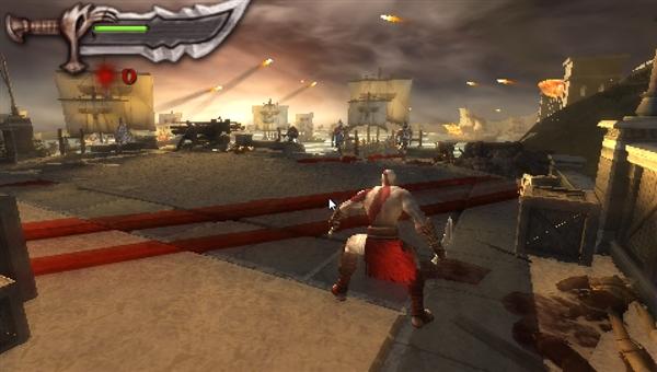 战神奥林匹斯之链截图3