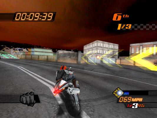 暴力摩托2008