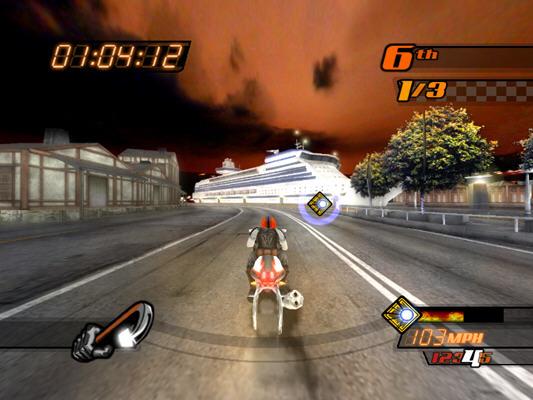 暴力摩托2008截图2