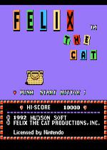 菲力猫FC游戏硬盘版