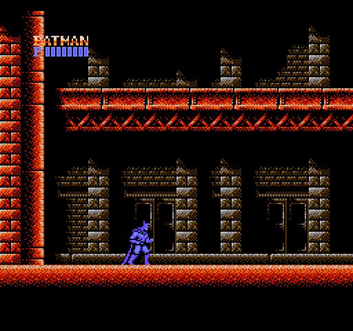 蝙蝠侠 fc游戏硬盘版