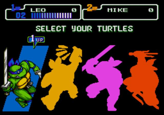 忍者神龟截图1