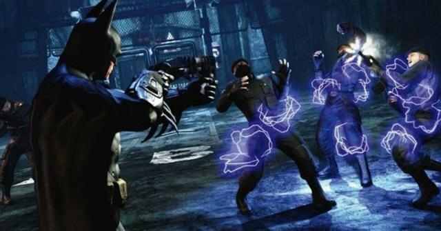 蝙蝠侠阿甘之城截图4