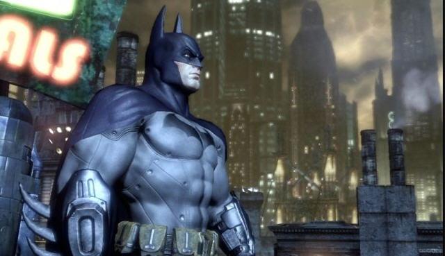 蝙蝠侠阿甘之城截图5