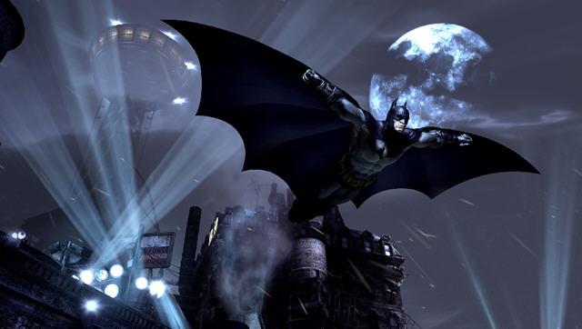 蝙蝠侠阿甘之城截图7