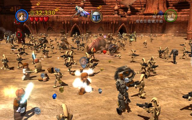 乐高星球大战3