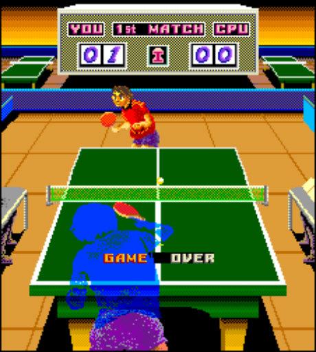 乒乓球之王截图1