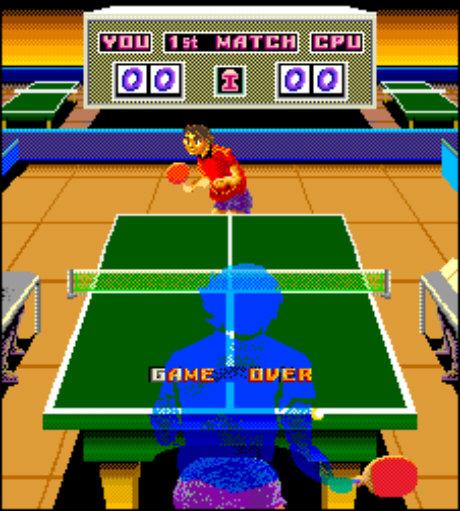 乒乓球之王截图2