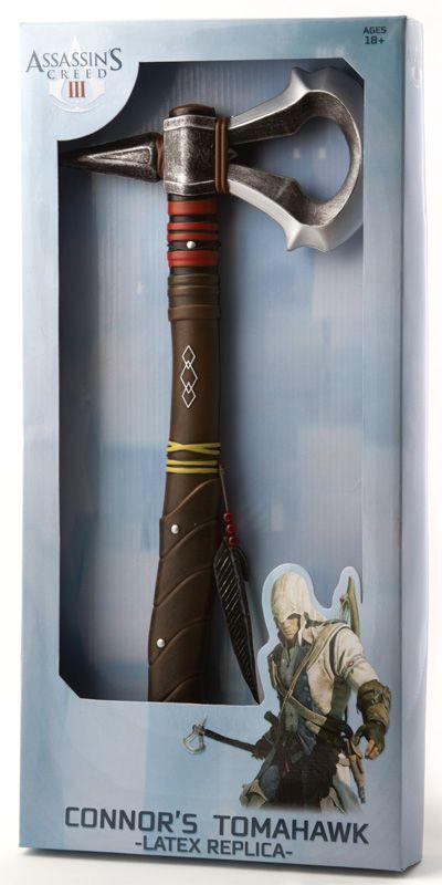 《刺客信条3》康奈犀利战斧 只要45美元就能带回家