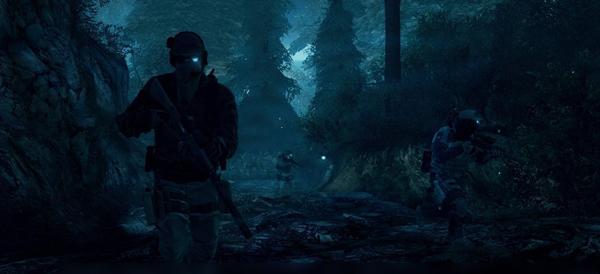 幽灵行动4:未来战士|乌鸦突袭