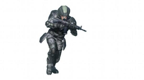 地球防卫军4步兵