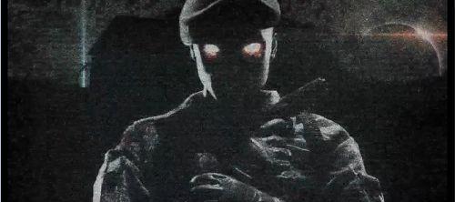 使命召唤9之前曝光的神秘视频截图