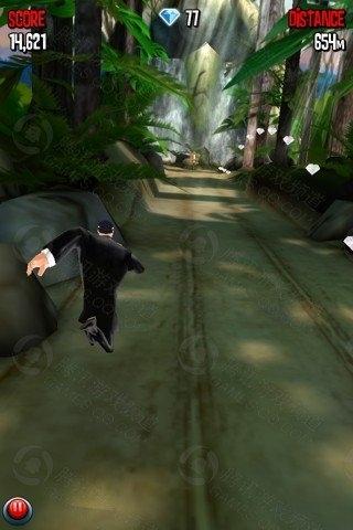 新款跑酷游戏《特工狂奔》游戏测评 纯正欧美风