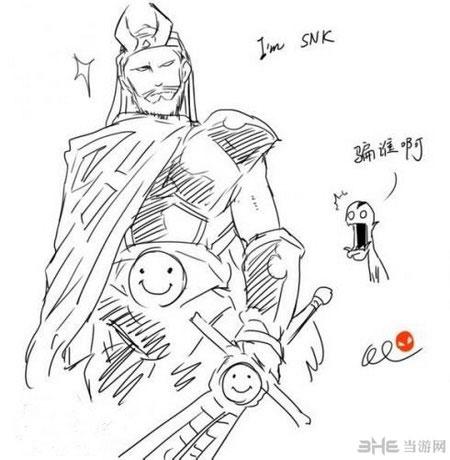 DOTA2网友恶搞的骷髅王修改版
