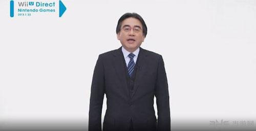 任天堂总裁岩田聪