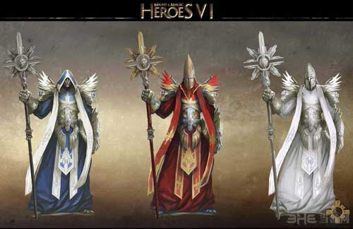 2012年最受欢迎单机游戏英雄无敌6
