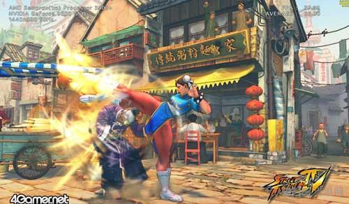 2012年最受欢迎单机游戏超级街霸4街机版