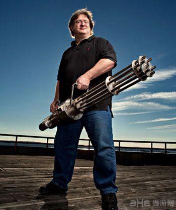 Valve创始人Gabe Newell