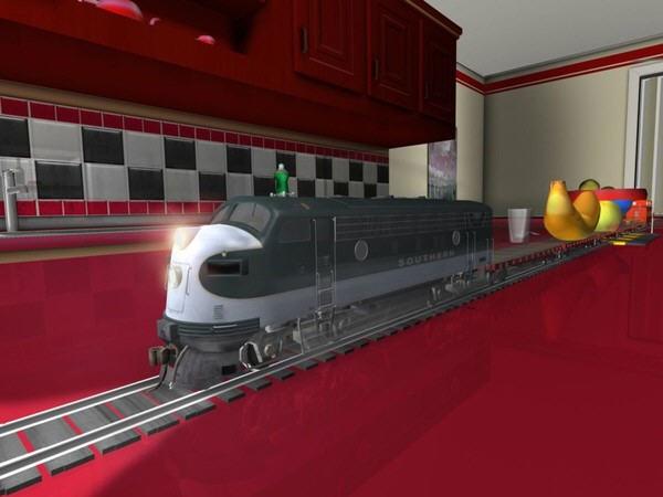 我的火车玩具截图1