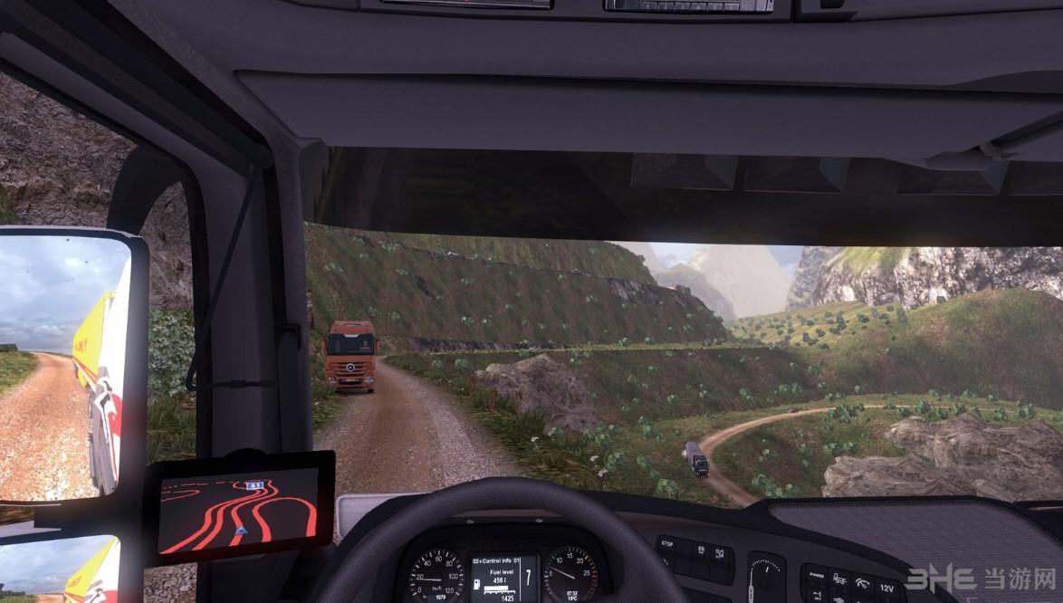 Euro truck simulator 2 o comeccedilo 1 - 1 7