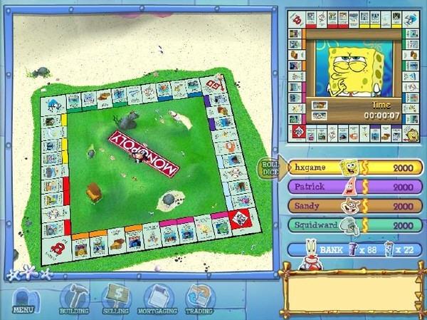 海绵宝宝3d大富翁 (monopoly spongebob squarepants edition)硬盘版