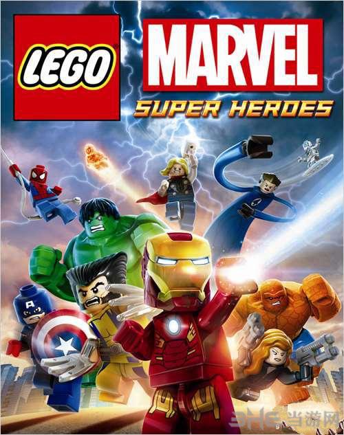 乐高漫威超级英雄游戏封面