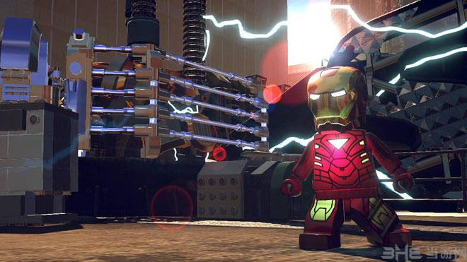 乐高漫威超级英雄游戏截图3
