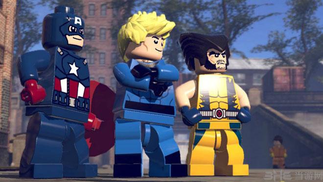 乐高漫威超级英雄游戏截图1