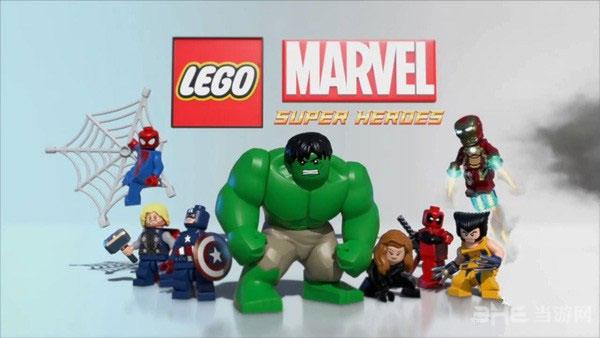 乐高漫威超级英雄攻略视频图片
