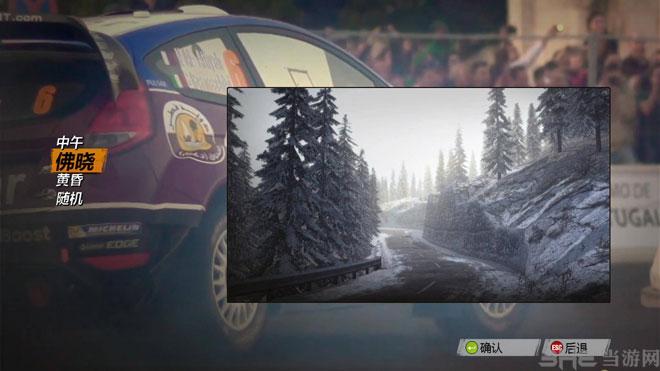 FIA世界汽车拉力锦标赛4游戏截图3