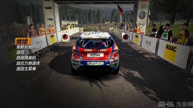FIA世界汽车拉力锦标赛4游戏截图4