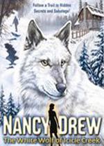 南茜朱儿:冰溪白狼