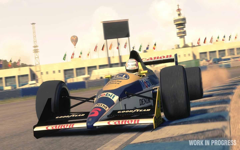 F1 2013限量版壁纸发放