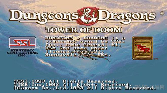 龙与地下城毁灭之塔