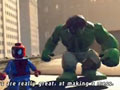 乐高漫威超级英雄解说视频 绿巨人蜘蛛侠并
