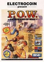 脱狱:战俘(P.O.W)ROM街机版