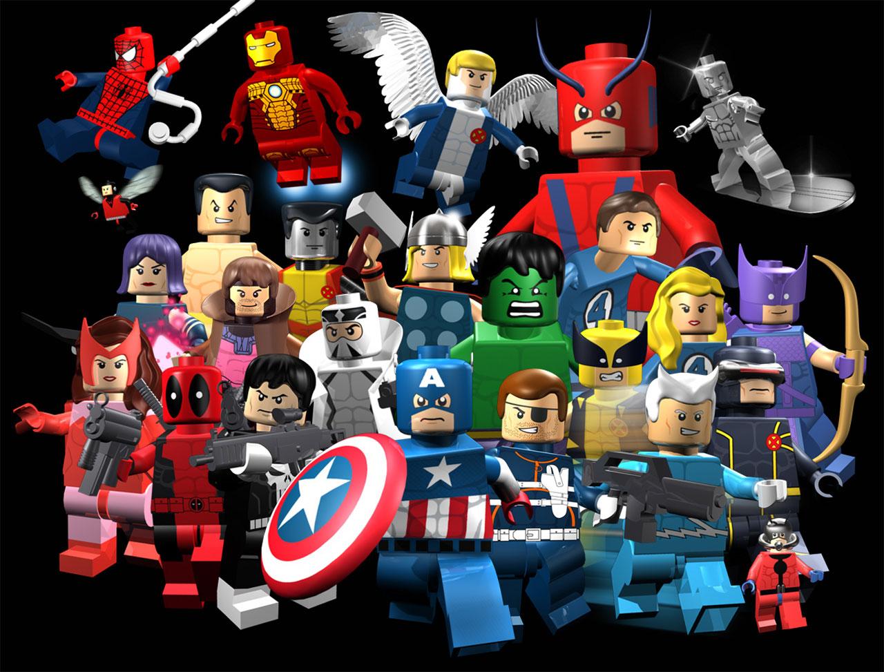 Смотреть лего марвел супергерои 11 фотография