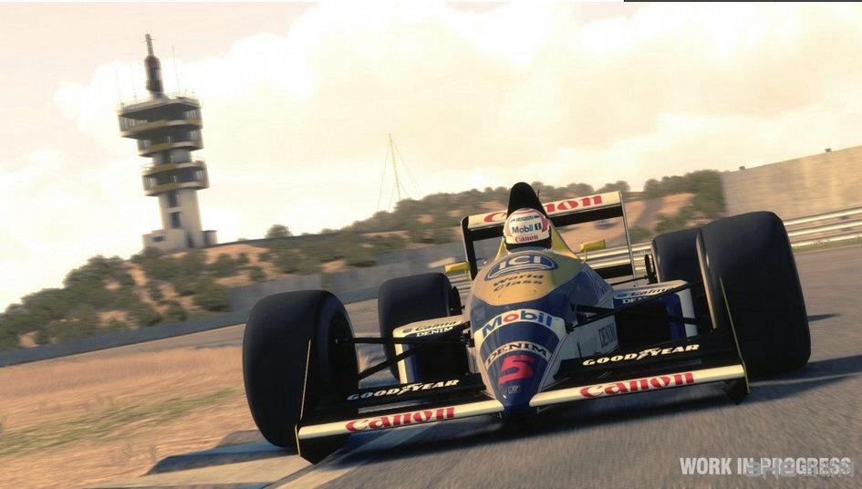 F1 2013训练关卡跳过存档截图0