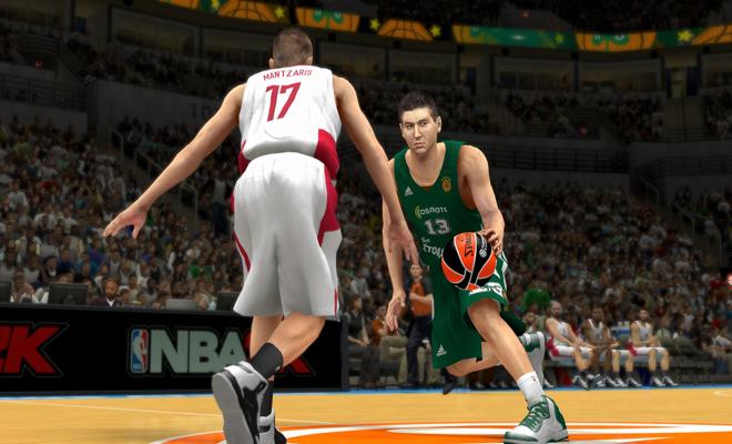 NBA2K14截�D1