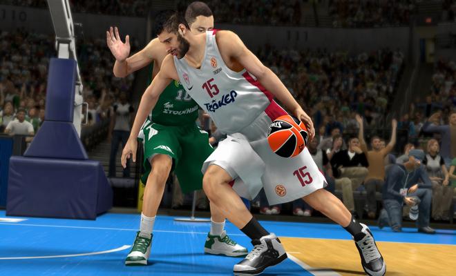 NBA2K14截�D2