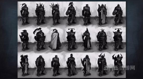 暗黑破坏神3 夺魂之镰前瞻圣教军人设图3
