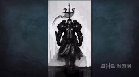 暗黑破坏神3 夺魂之镰前瞻圣教军人设图4